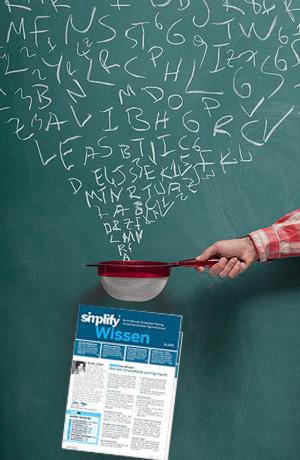 Simplify Wissen entkompliziert für Sie die Welt
